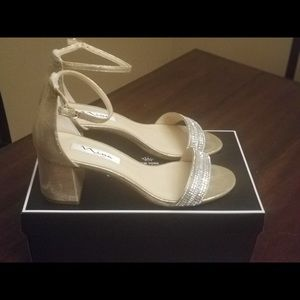 Nina formal shoes. Great for Prom!